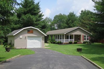 Highland County Single Family Home For Sale: 6954 Chari Drive