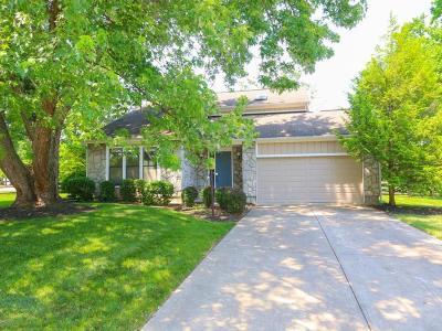 Mason Single Family Home For Sale: 5986 Timber Rail Lane
