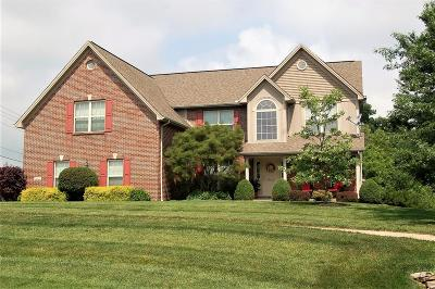 Harrison, Lawrenceburg Single Family Home For Sale: 24671 Park Place Estates Drive