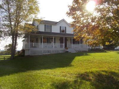 Turtle Creek Twp Single Family Home For Sale: 5321 Greentree Road