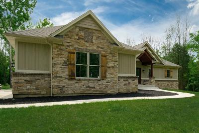 Adams County, Brown County, Clinton County, Highland County Single Family Home For Sale: 619 N Mound Road