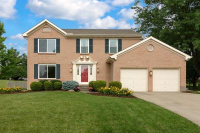 West Chester Single Family Home For Sale: 7981 Stonebarn Drive