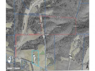 Moores Hill Residential Lots & Land For Sale: 6 Chesterville Road