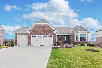Hamilton Single Family Home For Sale: 4975 Crooked River Court