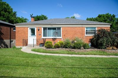 Delhi Twp Single Family Home For Sale: 793 Woodyhill Drive