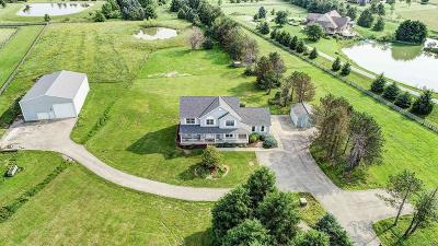 Hamilton Single Family Home For Sale: 9708 Cozaddale-Murdock Road