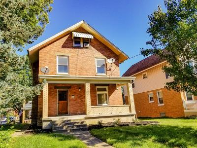 Norwood Single Family Home For Sale: 2400 Shanmoor Avenue