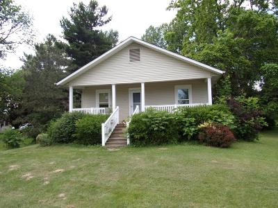 Seaman OH Single Family Home For Sale: $64,900