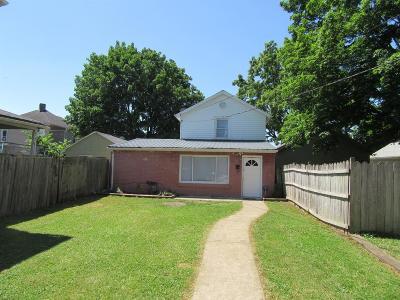 Hamilton Single Family Home For Sale: 441 Williams Avenue