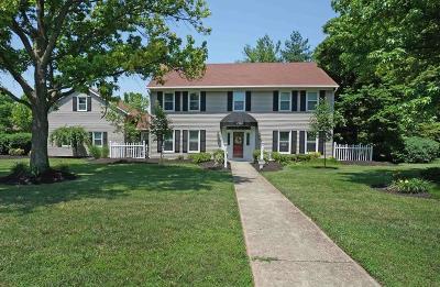 Hamilton Single Family Home For Sale: 1368 Taft Place