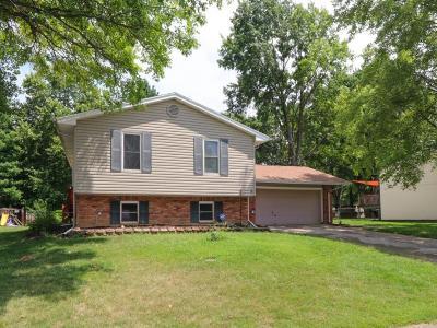 Fairfield Single Family Home For Sale: 5486 Hiawatha Court
