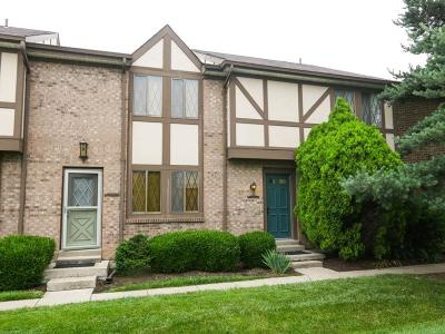 West Chester Condo/Townhouse For Sale: 7506 Parliament Court