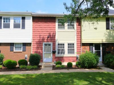 Colerain Twp Condo/Townhouse For Sale: 3385 Amberway Court