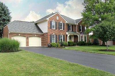 West Chester Single Family Home For Sale: 8044 Thistlewood Drive