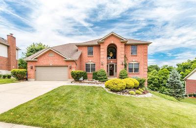 Fairfield Single Family Home For Sale: 472 St Thomas Court