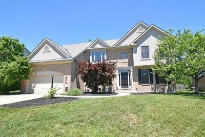 Mason Single Family Home For Sale: 5833 Fairway Drive