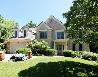 Single Family Home For Sale: 4341 Ashley Meadow Court
