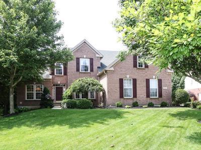 Mason Single Family Home For Sale: 5667 Richmond Park Drive