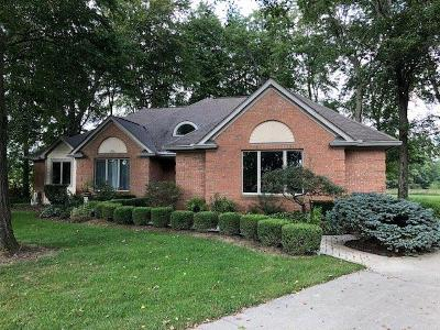 Adams County, Brown County, Clinton County, Highland County Single Family Home For Sale: 200 Leonard Drive