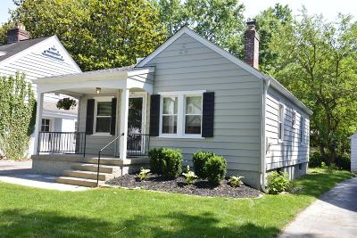 Single Family Home For Sale: 6979 Cambridge Avenue