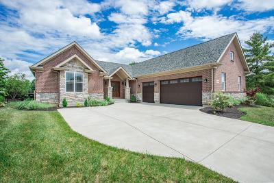 Liberty Twp Single Family Home For Sale: 8388 Sweet Briar Court