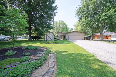 Adams County, Brown County, Clinton County, Highland County Single Family Home For Sale: 108 Lorelei Drive
