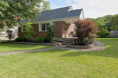 Single Family Home For Sale: 550 Belt Street