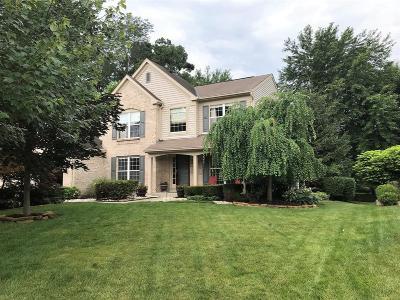 Single Family Home For Sale: 5911 Milburne Drive
