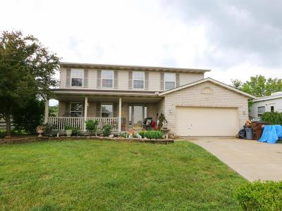 Single Family Home For Sale: 6773 Weston Court