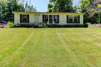Adams County, Brown County, Clinton County, Highland County Single Family Home For Sale: 190 Oglesbee Road