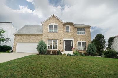 Lebanon Single Family Home For Sale: 919 Balsam Wood Lane