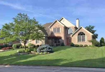 West Chester Single Family Home For Sale: 7844 Woodglen Drive