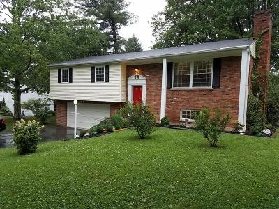 Single Family Home For Sale: 5469 S Garrett Drive
