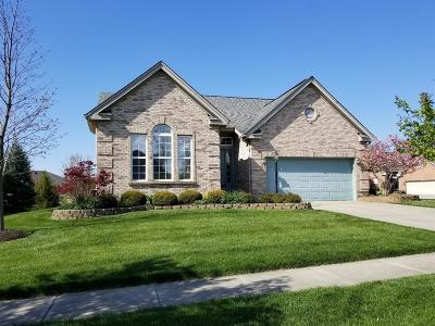 Fairfield Single Family Home For Sale: 6359 Creekside Way