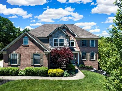 Liberty Twp Single Family Home For Sale: 7083 Hearthside Court
