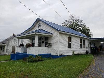 Peebles OH Single Family Home For Sale: $79,900