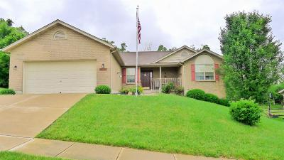 Single Family Home For Sale: 3583 Alec Drive