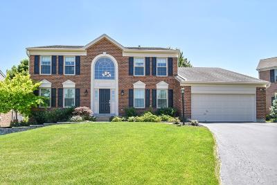 Single Family Home For Sale: 11945 Foxgate Way