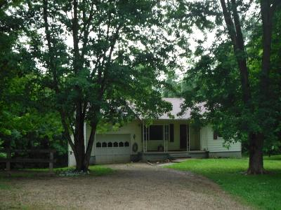 Highland County Single Family Home For Sale: 5332 St Rt 753