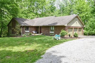 Single Family Home For Sale: 7962 Hopper Road