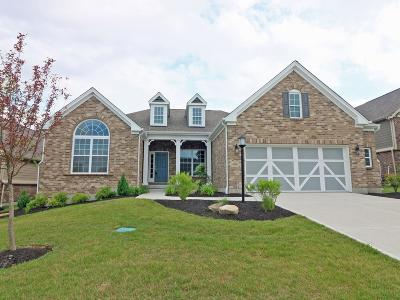 Liberty Twp Single Family Home For Sale: 6344 Coach Light Circle
