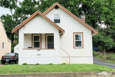 Single Family Home For Sale: 3818 Lonsdale Street