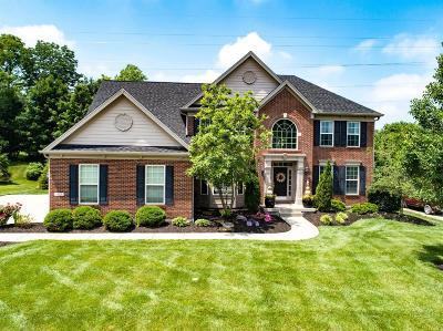 Single Family Home For Sale: 5127 Chukker Point Lane