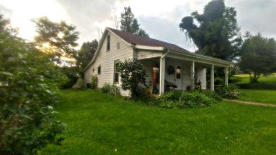 Oliver Twp OH Single Family Home For Sale: $120,000