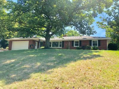 Hamilton Single Family Home For Sale: 725 Sanders Drive