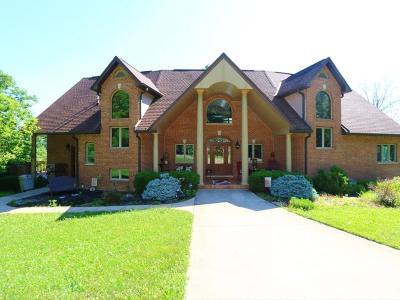 Aurora Single Family Home For Sale: 10187 Cherokee Lane