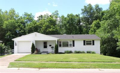 Single Family Home For Sale: 22 Crestview Drive
