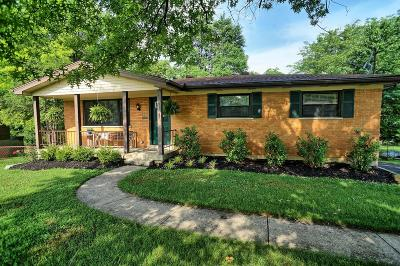 Green Twp Single Family Home For Sale: 3641 Gailynn Drive