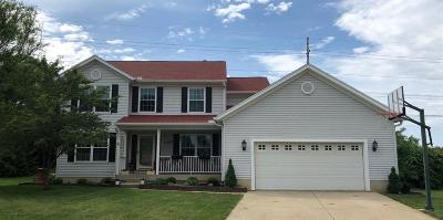 Single Family Home For Sale: 315 Keeneland Court