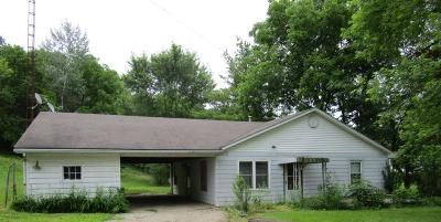 Scott Twp OH Single Family Home For Sale: $48,900